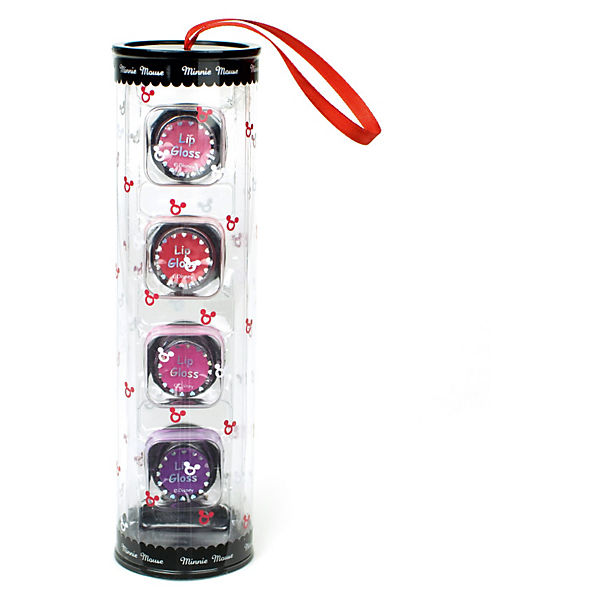 Minnie Lipgloss Set