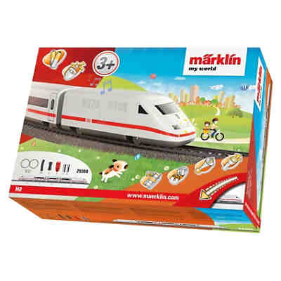 Märklin my world -  29300 Startpackung ICE m. Batterieantrieb u. Magnetkupplung