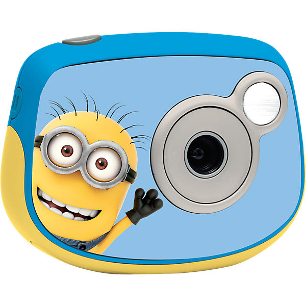 Minions Digitalkamera mit Blitz (1,3 MP)