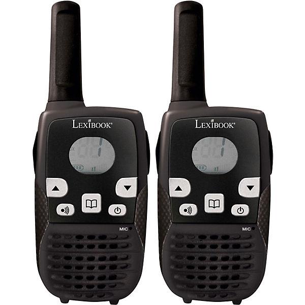 walkie talkies lexibook mytoys. Black Bedroom Furniture Sets. Home Design Ideas