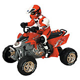 Квадроцикл/трицикл, с гонщиком, со светом и звуком, Toystate