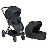 Kombi Kinderwagen Kokoon Comfort Set, Full Black