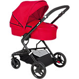 Kombi-Kinderwagen Kokoon Comfort Set, Full Red