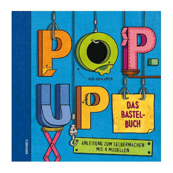 Pop-Up. Das Bastelbuch