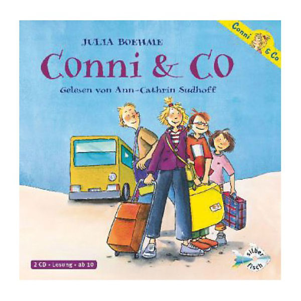 Conni & Co, 2 Audio-CDs
