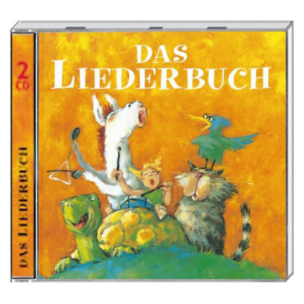 Das Liederbuch, 2 CD-Audio