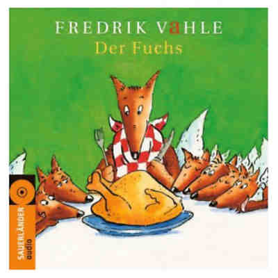 Der Fuchs, 1 CD-Audio