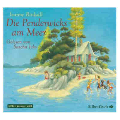 Die Penderwicks am Meer, 4 Audio-CDs