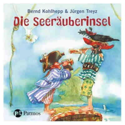 Die Seeräuberinsel, 1 CD-Audio