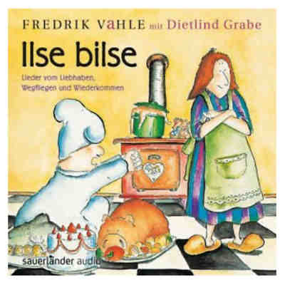 Ilse bilse, 1 CD-Audio
