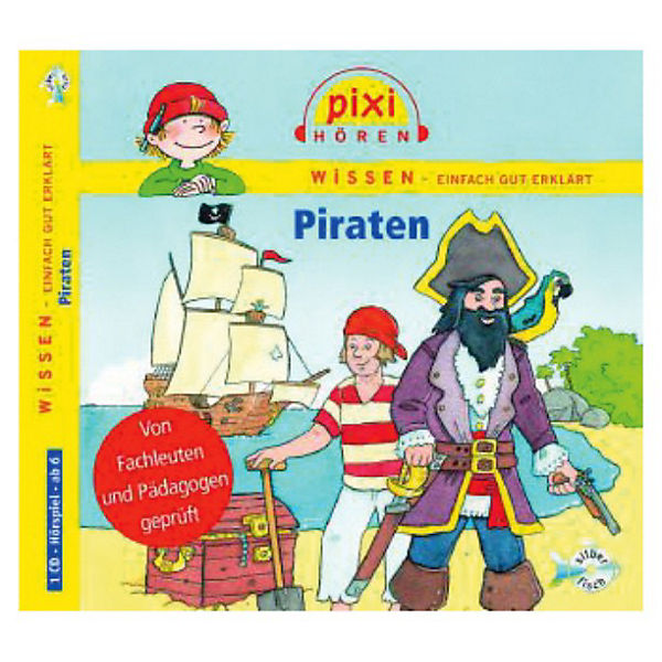 Piraten, 1 Audio-CD