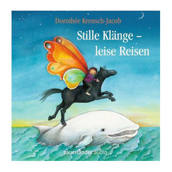 Stille Klänge, leise Reisen, 1 Audio-CD