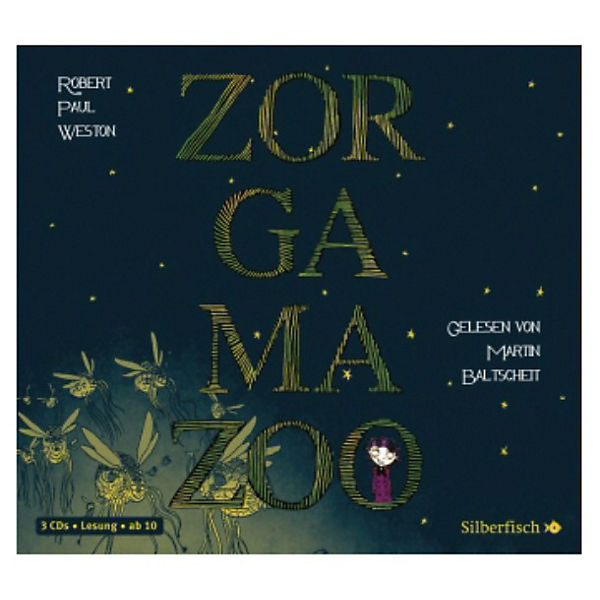Zorgamazoo, 3 Audio-CDs