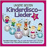 CD Unsere besten Kinderdisco-Lieder 02