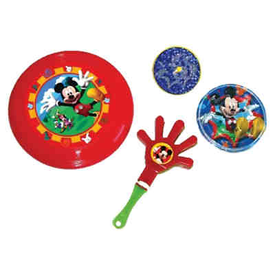 Mitgebselset Mickey Mouse, 24-tlg.