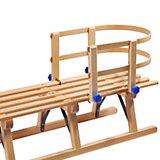 HUDORA Schlittenlehne aus Holz