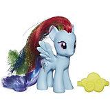 Кукла Рейнбоу Дэш, с аксессуаром, My little Pony