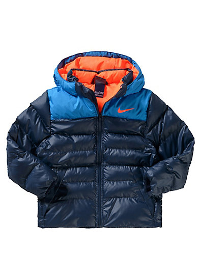 nike winterjacke f r jungen nike blau mytoys. Black Bedroom Furniture Sets. Home Design Ideas