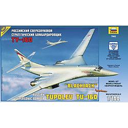 """Сборная модель самолета """"Ту-160"""", Звезда"""