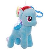 Пони Радуга Дэш, на брелке, My Little Pony, Ty