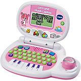 VTech - Lern und Musik Laptop, pink