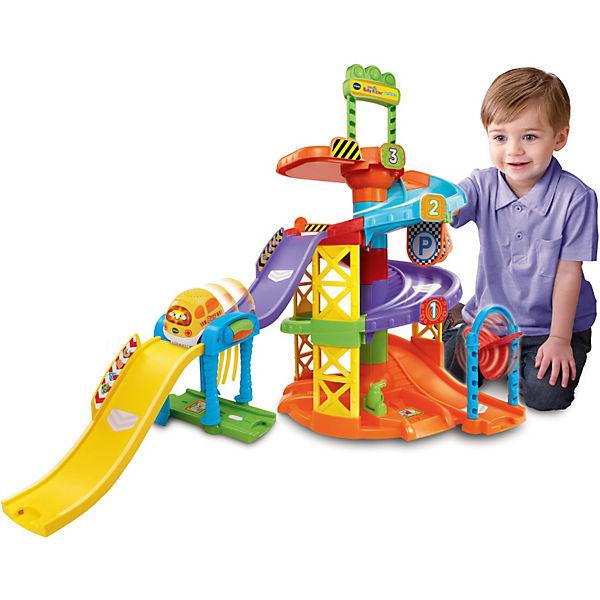 Tut baby flitzer spielset parkhaus