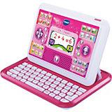 VTech - 2-in-1 Tablet & Laptop, pink