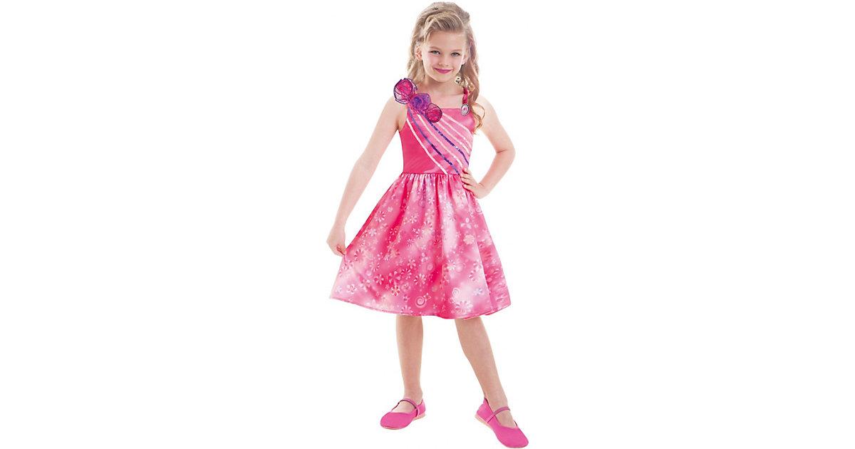Kostüm Barbie und die geheime Tür Extra Value Gr. 128/152 Mädchen Kinder