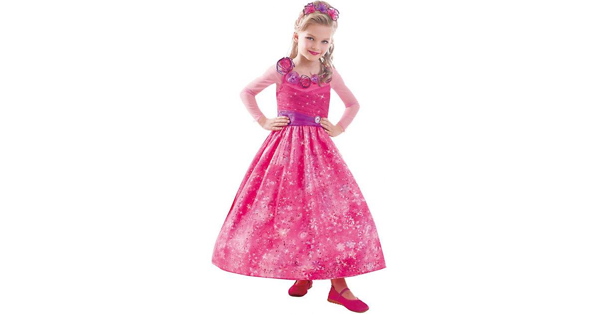 Kostüm Barbie und die geheime Tür Classic Gr. 104/116 Mädchen Kleinkinder