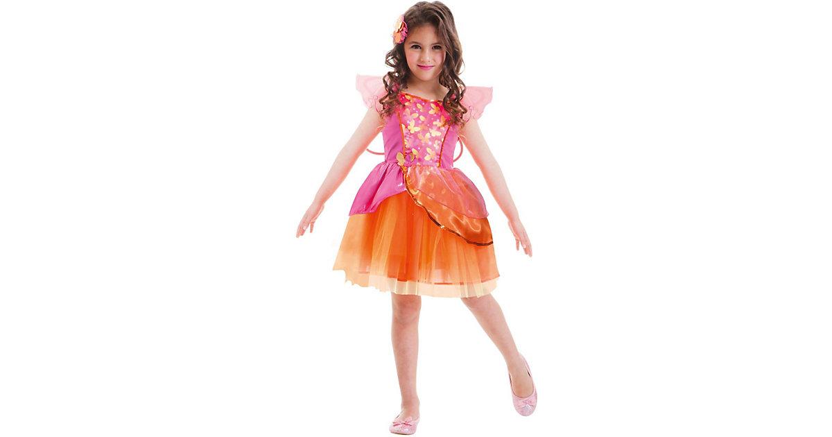 Kostüm Barbie und die geheime Tür Nori Value Gr. 104/116 Mädchen Kleinkinder