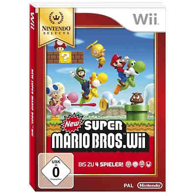 Wii New Super Mario Bros. Selects