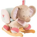 Schaukeltier Elefant Rose, Charlotte & Rose, rosa