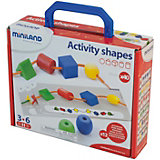 Activity Shapes - Formen-Fädelspiel
