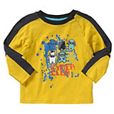 WHOOPI Baby Langarmshirt für Jungen