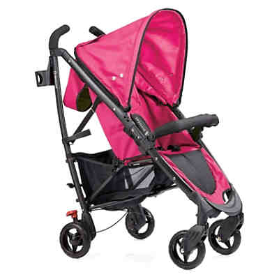 Buggy S1 Swift, Gestell schwarz, pink, 2015