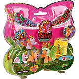 Filly Butterfly Sammelpferde - Mutter & Baby Set groß