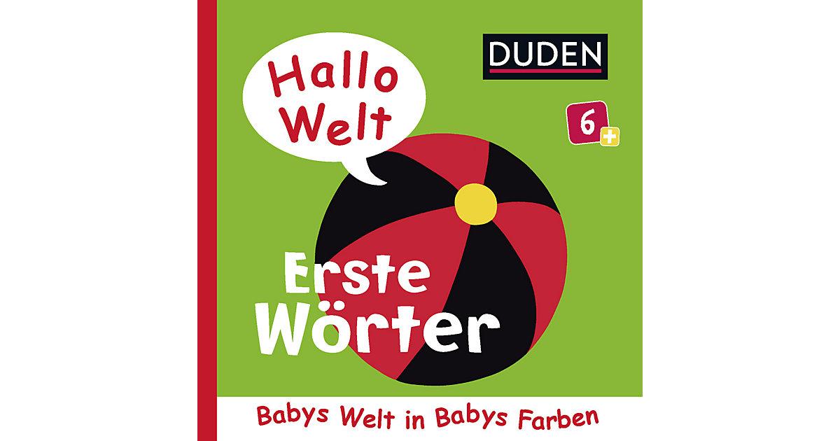 Buch - Hallo Welt: Erste Wörter