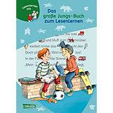 Lesemaus: Das große Jungs-Buch zum Lesenlernen