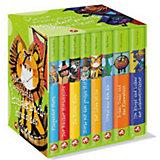 Meine schönsten Kinderbuchklassiker, 8 Bände