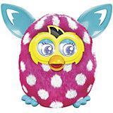 """Интерактивная игрушка Furby Boom (Ферби бум) """"В горох"""""""