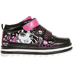 Кроссовки для девочки Monster High - черный