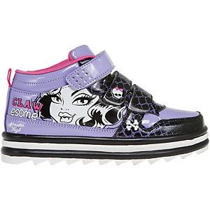 Кроссовки для девочки Monster High - фиолетовый