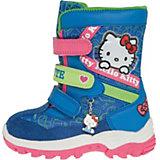 Сапоги для девочки Hello Kitty