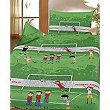 Kinderbettwäsche Fußballfieber, Biber, 100 x 135 cm