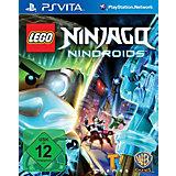 PSV LEGO Ninjago Nindroid