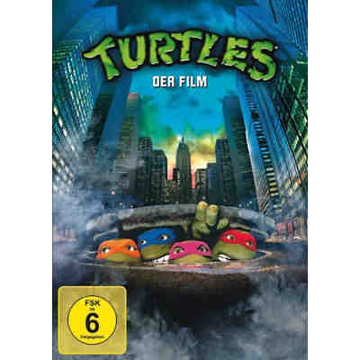 DVD Turtles - Der Film