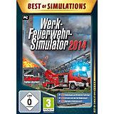 PC Werkfeuerwehr-Simulator 2014 (Best of Simulations)