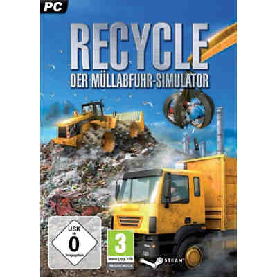 PC Recycle: Der Müllabfuhr-Simulator