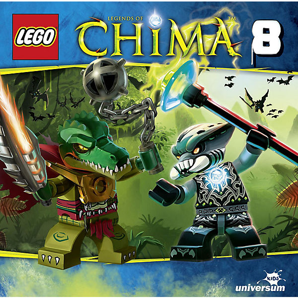 CD LEGO: Legends of Chima 08