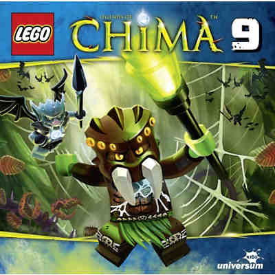 CD LEGO Legends of Chima 09